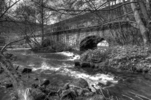 Churnet Bridge, Oakamoor