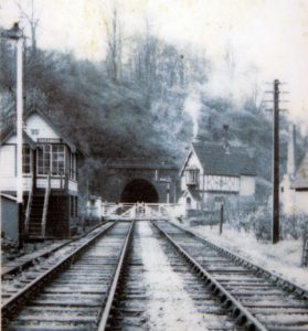 Old Oakamoor Station
