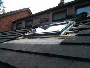 Rooflight Fitting