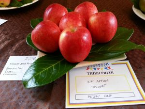 Apples Competition
