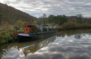 Caldon Canal Narrow Boats
