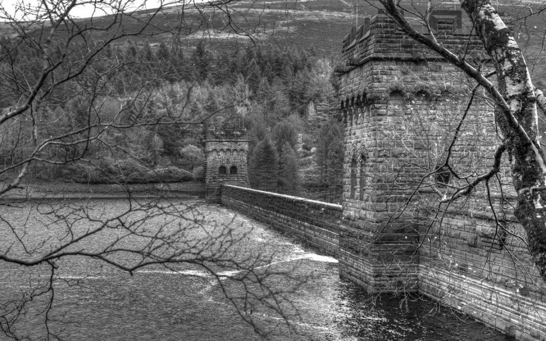 DerwentReservoir Dam
