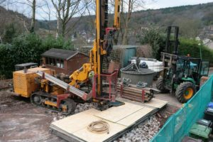 Sinkhole Grouting Machinery