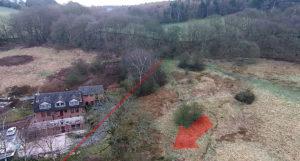 Landslide Direction
