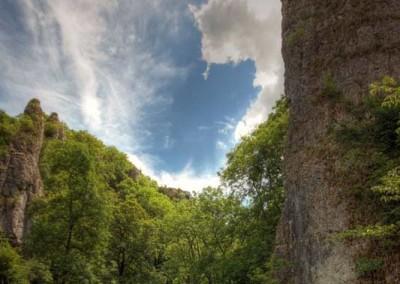 Ilam Rock Dovedale