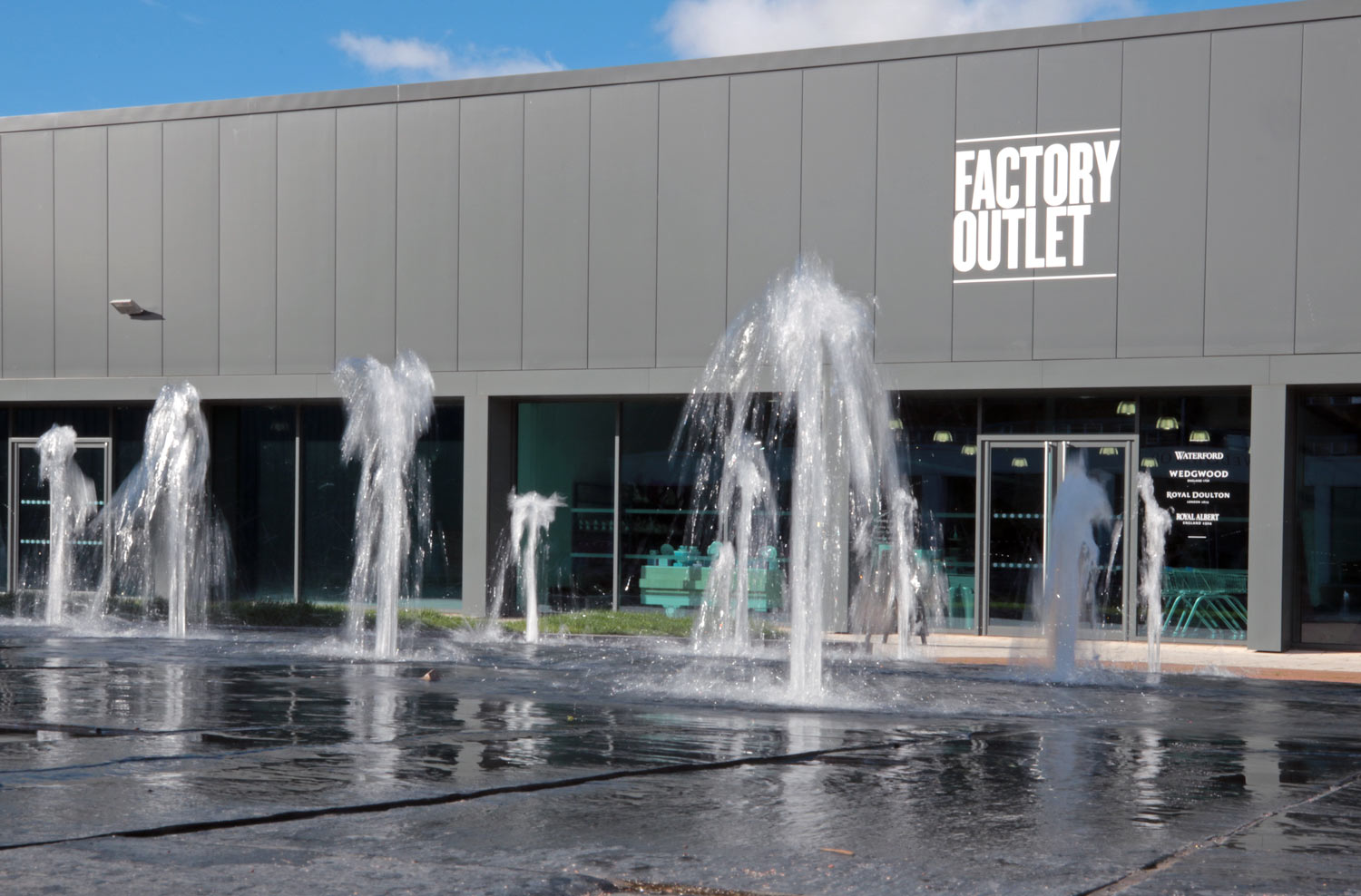 Wedgwood Factory Outlet