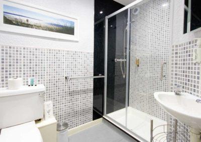 Triple Room Ensuite Shower