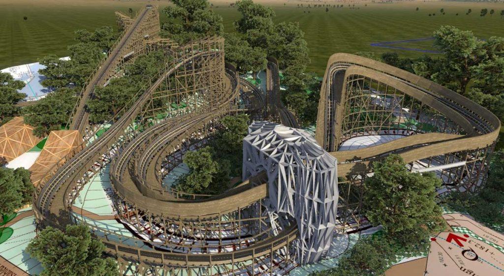 SW8 Roller Coaster