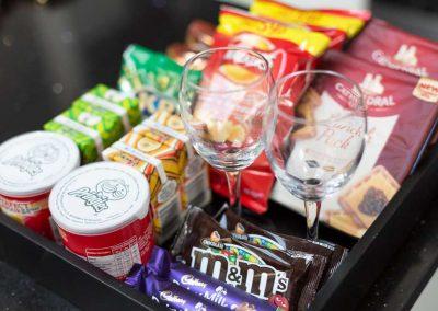 Mini Bar Snack Tray
