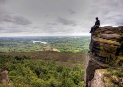 Views from The Roaches