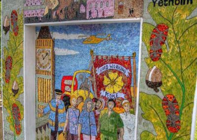 Historic Well Dressing