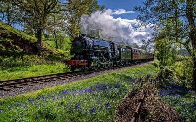 The Churnet Valley Railway!