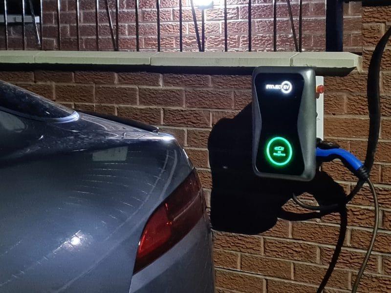 EV Charging Alton