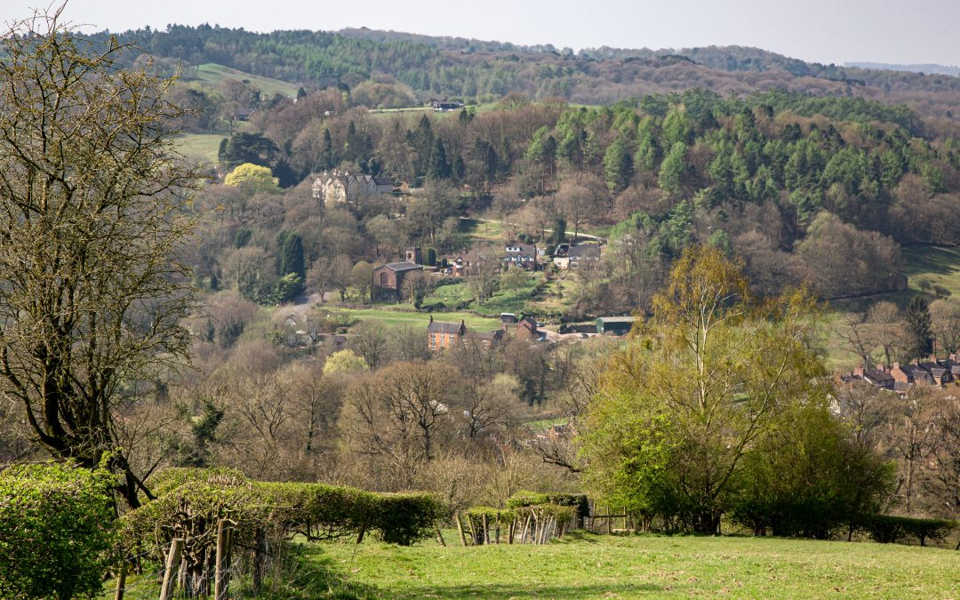 Walking Staffordshire – The Churnet Valley
