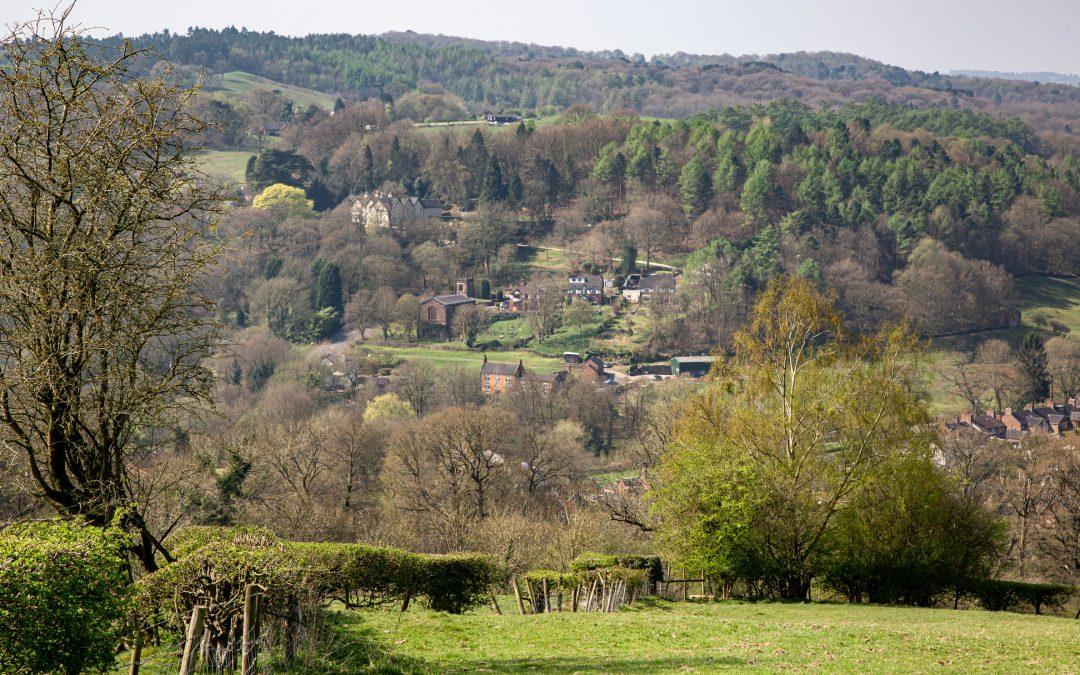 Walking Staffordshire – The Churnet Valley