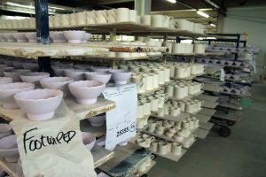 Stoke on Trent Pottery Factory Tours