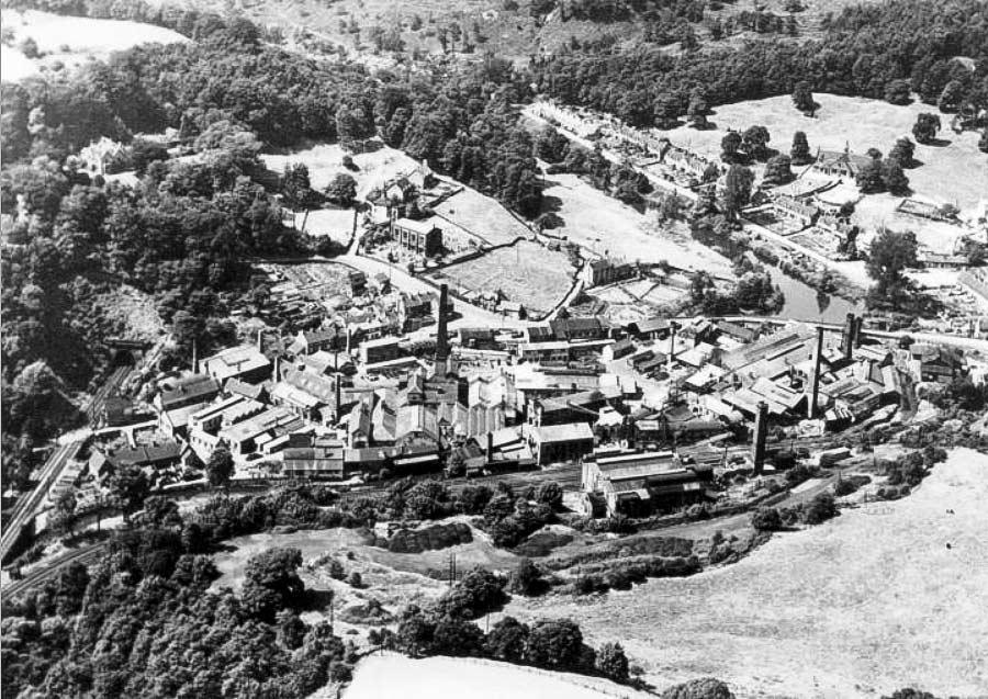 Oakamoor 1949