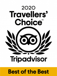 Trip Advisor Best of the Best Winners 2020