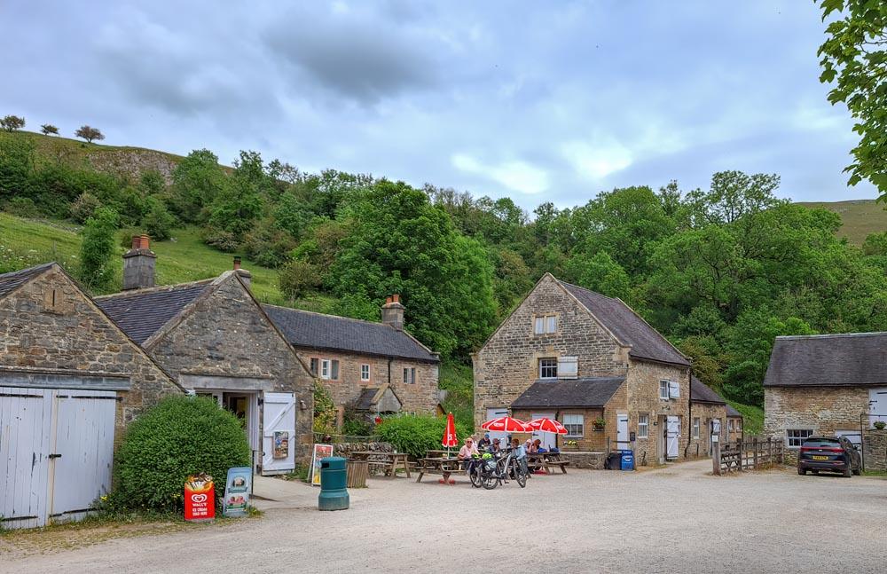 Wetton Mill Tea Rooms