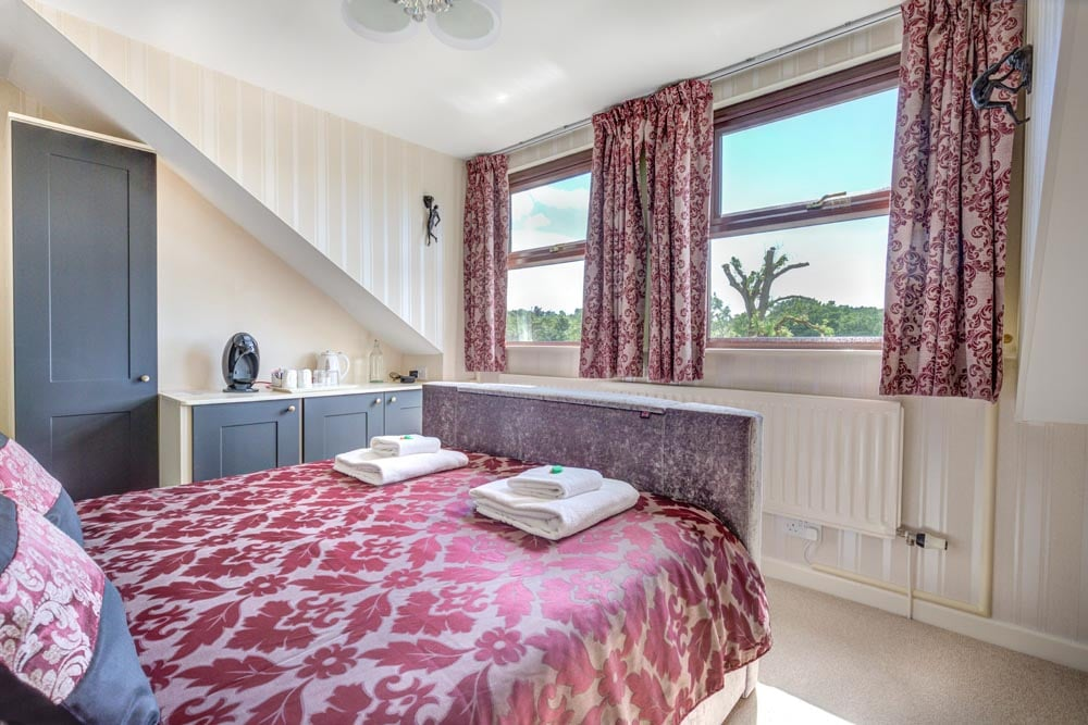 King size double room
