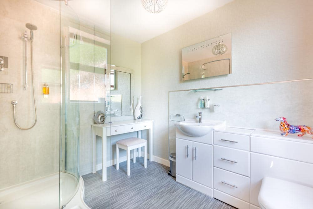 King size double room ensuite