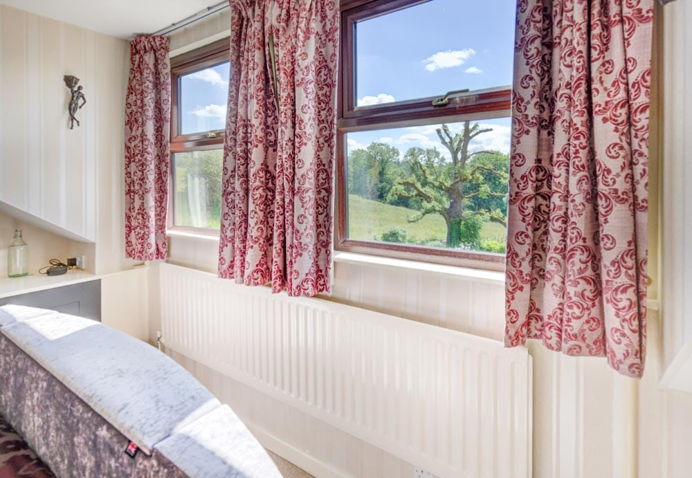 King size double room with view