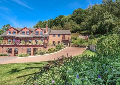 Bed and Breakfast near Alton Towers